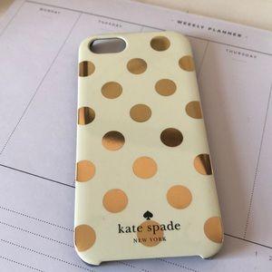Kate spade iPhone case !